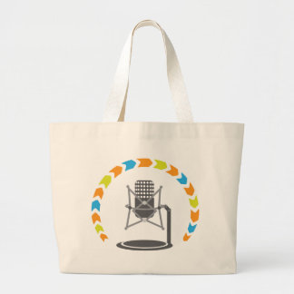 Studio pro mic large tote bag