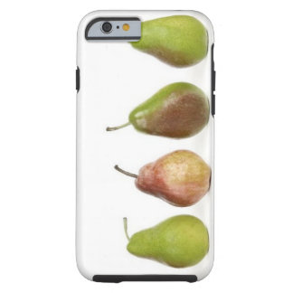studio shot, close up, healthy eating, in a row, tough iPhone 6 case