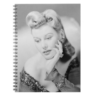 Studio Shot Spiral Notebooks