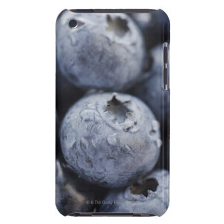 Studio shot of blueberries 2 iPod touch Case-Mate case