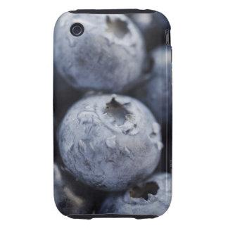 Studio shot of blueberries 2 tough iPhone 3 cases