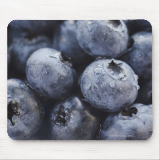 Studio shot of blueberries 3 mouse pads