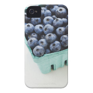 Studio shot of blueberries Case-Mate iPhone 4 case
