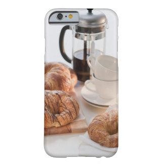 Studio shot of Croissants Barely There iPhone 6 Case