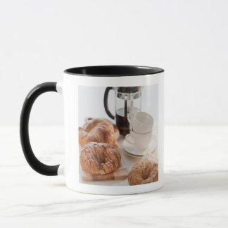 Studio shot of Croissants Mug