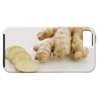 Studio shot of fresh ginger iPhone SE/5/5s case