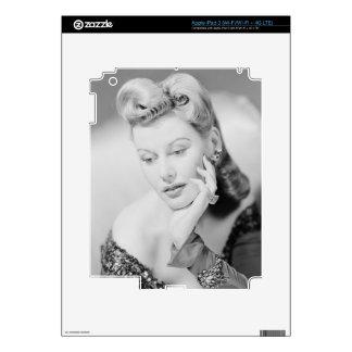 Studio Shot iPad 3 Decals
