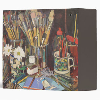 Studio Still Life 2012 3 Ring Binder