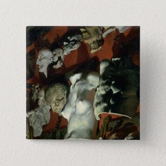 Studio Wall, 1872 Pinback Button