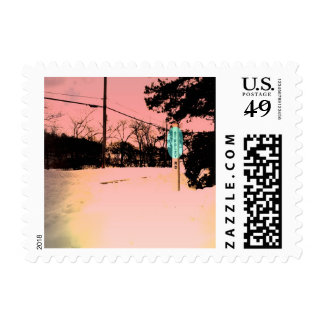 Studley Postage Stamp