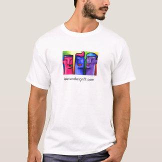 Studly dude rights, leevandergrift.com T-Shirt