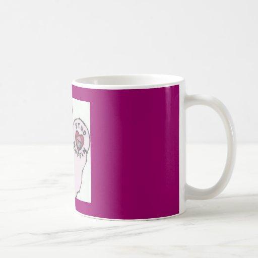 studmuffin tazas de café