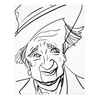Studs Terkel Letterhead