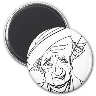 Studs Terkel Magnet