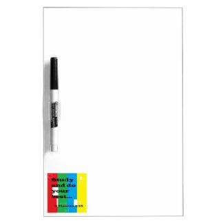 Study Dry-Erase Board