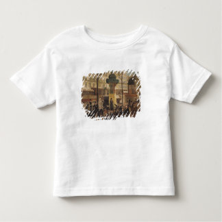 Study for a panorama toddler t-shirt