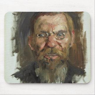 Study for a Portrait of Professor Dr. Eduard Mouse Pad