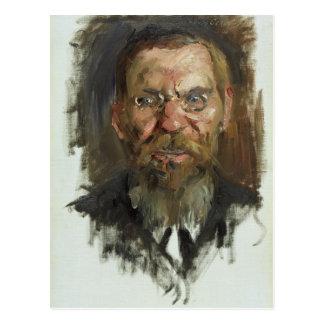 Study for a Portrait of Professor Dr. Eduard Postcard