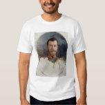 Study for a portrait of Tsar Nicholas II  1898 Tee Shirt