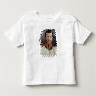 Study for a portrait of Tsar Nicholas II  1898 Toddler T-shirt