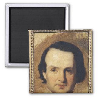 Study for a portrait of Victor Hugo  c.1836 Magnet