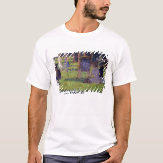 Study for 'A Sunday Afternoon on the Island of La T-Shirt