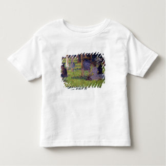Study for 'A Sunday Afternoon on the Island of La Toddler T-shirt