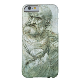 Study for an Apostle from The Last Supper, c.1495 Barely There iPhone 6 Case