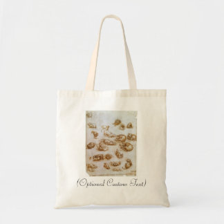 Study for Animals Canvas Bags
