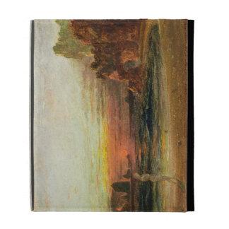 Study for 'Calypso's Grotto', c.1843 (oil on panel iPad Cases