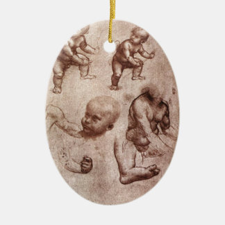 Study for Child Ornament