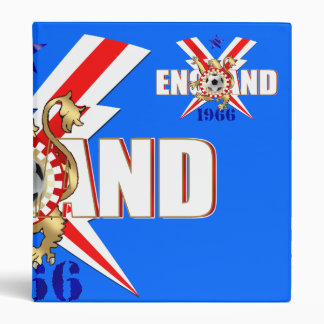Study for England with the 1966 Binder file