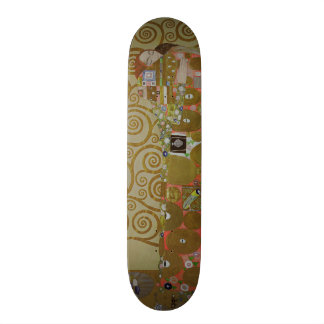 Study for Fulfilment, c.1905-09 (w/c & gold on pap Skateboard