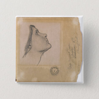 Study for 'Lamia', c.1904-05 (pencil on paper) Button