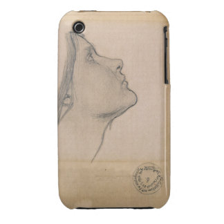 Study for 'Lamia', c.1904-05 (pencil on paper) Case-Mate iPhone 3 Cases