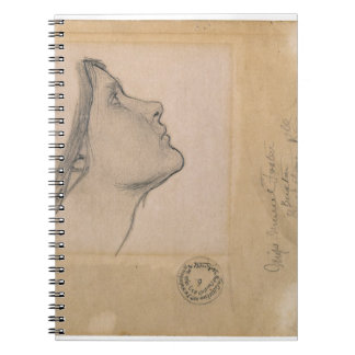 Study for 'Lamia', c.1904-05 (pencil on paper) Spiral Notebook