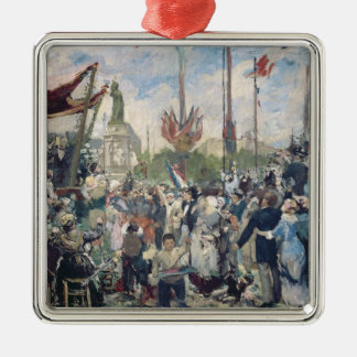 Study for 'Le 14 Juillet 1880', 1880-84 Metal Ornament