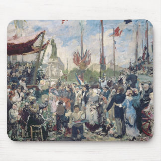 Study for 'Le 14 Juillet 1880', 1880-84 Mouse Pad