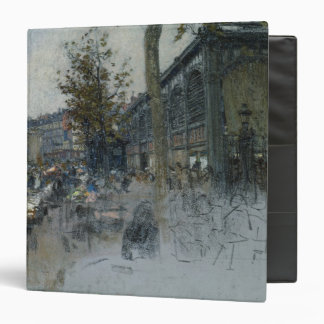 Study for Les Halles, 1893 Binder