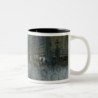 Study for Les Halles, 1893 Two-Tone Coffee Mug
