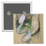 Study for Loie Fuller Pinback Button