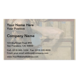 Study for Martyrdom by Jean Ingres Double-Sided Standard Business Cards (Pack Of 100)
