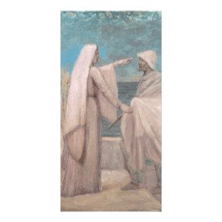 Study for Patriotism by Pierre Puvis de Chavannes Card