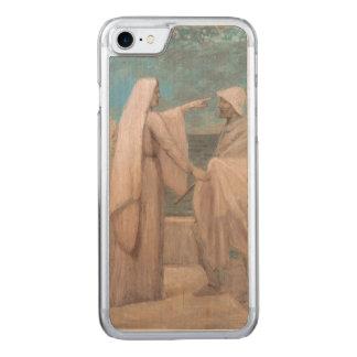 Study for Patriotism by Pierre Puvis de Chavannes Carved iPhone 7 Case