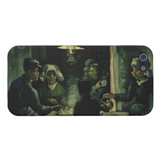 Study for Potato Eaters by Vincent Van Gogh Case For iPhone SE/5/5s