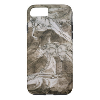"""Study for """"Saul and the Witch of Endor"""" iPhone 7 Case"""