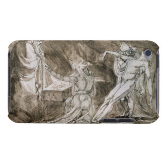 """Study for """"Saul and the Witch of Endor"""" iPod Touch Case-Mate Case"""