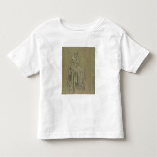 Study for Solitude, c.1890 (chalk on paper) T Shirt