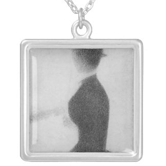 Study for Sunday Afternoon Personalized Necklace