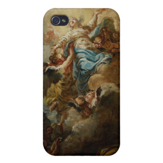 Study for the Assumption of the Virgin, c.1760 2 iPhone 4/4S Cases